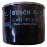 Масляный фильтр BOSCH 0451103316