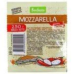 Сыр Bonfesto полутвердый mozzarella panini паприка 45%