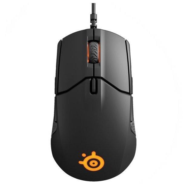 Купить Мышь SteelSeries Sensei 310 Black USB