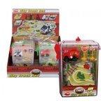 Трек Dickie Toys Трасса с машинками и паззлами (3315127)
