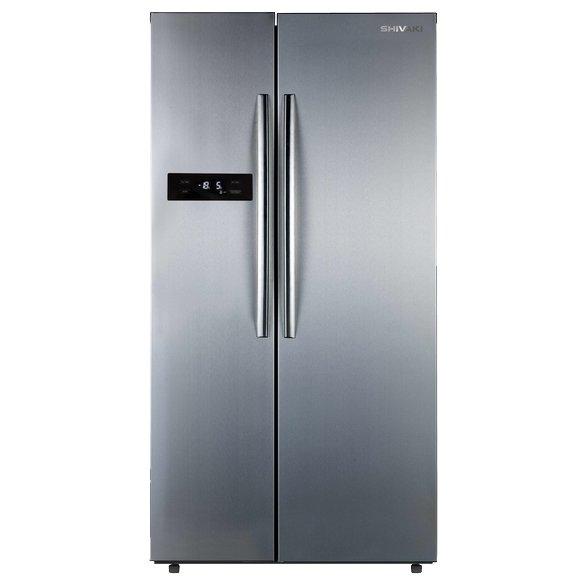 Shivaki Холодильник SHIVAKI SHRF-601SDW / отзывы владельцев, характеристики, цены, где купить