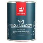 Акриловая краска Tikkurila Yki, для цоколя