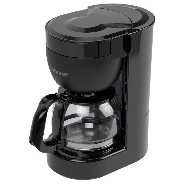 Кофеварка inhouse ICMD 0602BK - отзывы владельцев