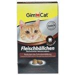 Лакомство для кошек GimCat Fleischballchen Мясные шарики