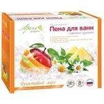 Аромафабрика Пена для ванн Фруктовый мусс (С0606)