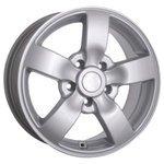 Купить Storm Wheels YQ-034 7x16/5x118 D71.1 ET50 Silver