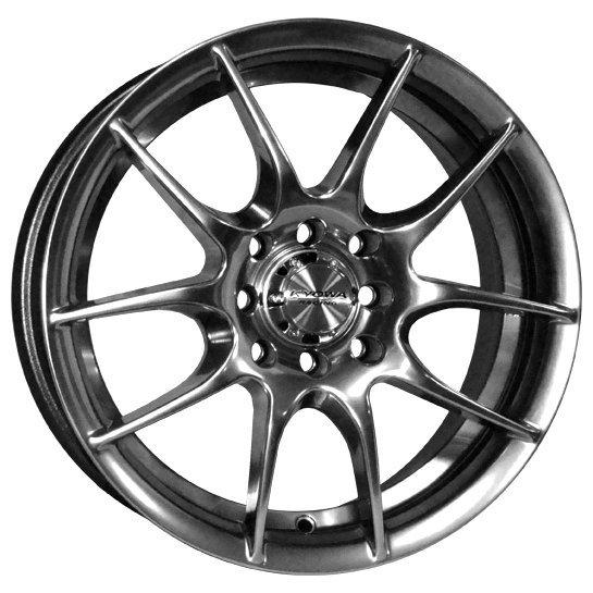 Купить Kyowa Racing KR583 6.5x15/4x100 D67.1 ET40 HPB