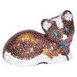 Волшебная Мастерская Мозаика из пайеток 3D Кошка 3D-01