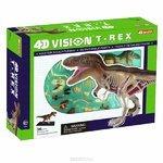 Набор для исследований 4D Master Динозавр Тираннозавр 26092z