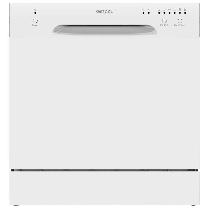 Комментарии Посудомоечная машина Ginzzu DC281 белый в интернет магазине DNS.