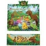Электронный плакат Shantou Gepai Эра динозавров F4-9