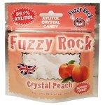 Fuzzy Brush Кристаллы ксилитола Fuzzy Rock Персик 40 г