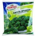 HORTEX замороженная капуста брокколи 400 г