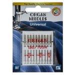 Игла/иглы Organ Universal 10/70-90