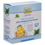 BabyLine Sensitive Морская соль для ванн с крапивой