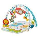 Развивающий коврик Fisher-Price Цветной карнавал (DPX75)