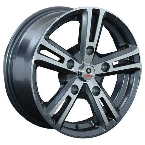 Купить Vianor VR28 6.5x15/5x139.7 D98.5 ET40 GMF