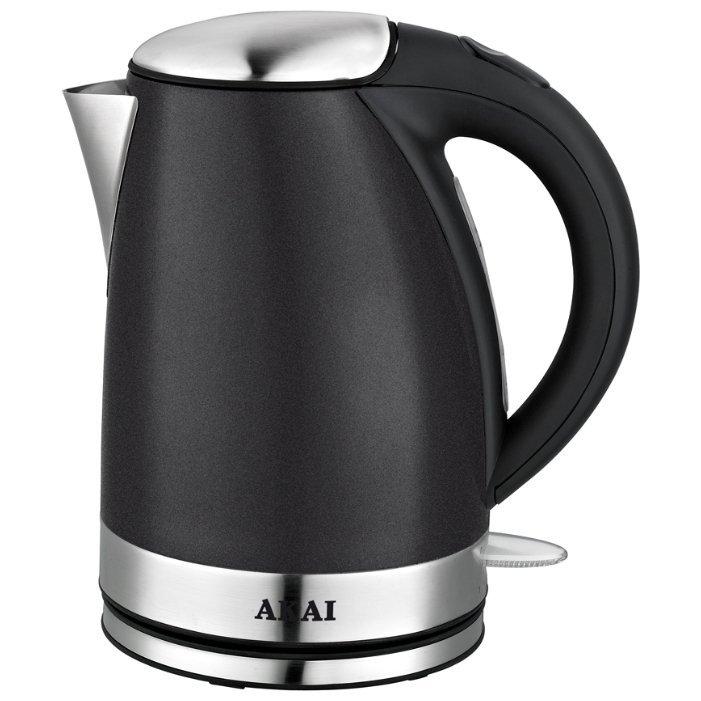 ᐅ Чайник AKAI KM-1014B отзывы — 1 честных отзыва покупателей о   Чайник AKAI KM-1014B