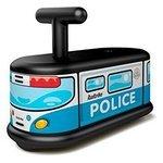 Каталка-толокар Italtrike ABC La Cosa Police