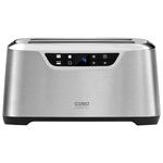 Купить тостер Caso Inox 4 (2779) в интернет-магазине ЭЛЬДОРАДО. Цена Caso Inox 4 (2779), характеристики, отзывы