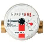 Счётчик горячей воды ITELMA WFW20.D080