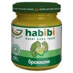 Пюре Habibi брокколи (с 4 месяцев) 100 г, 1 шт