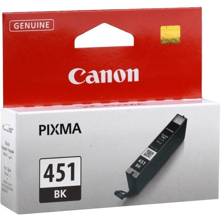 Купить Canon CLI-451BK 6523B001
