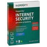 Лаборатория Касперского Internet Security Multi-Device (2 устройства, 8 месяцев) коробочная версия