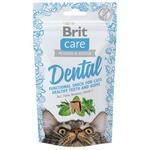 Лакомство для кошек Brit Care Snack Dental