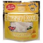 Fuzzy Brush Кристаллы ксилитола Fuzzy Rock Лимон 40 г