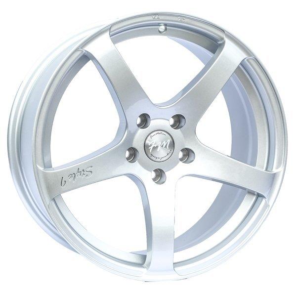 Купить Freemotion B048 8x18/5x114.3 D73.1 ET38 Silver
