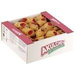Печенье Akulchev сдобное купелька с малиной (коробка), 750 г