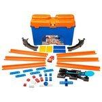 Трек Mattel Hot Wheels Конструктор трасс: Стартовый набор (Stunt Box) DWW95