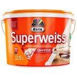 Водоэмульсионная краска Dufa Superweiss