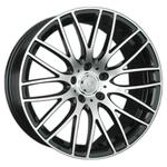 Купить LS Wheels LS471 8x18/5x114.3 D73.1 ET45 BKF