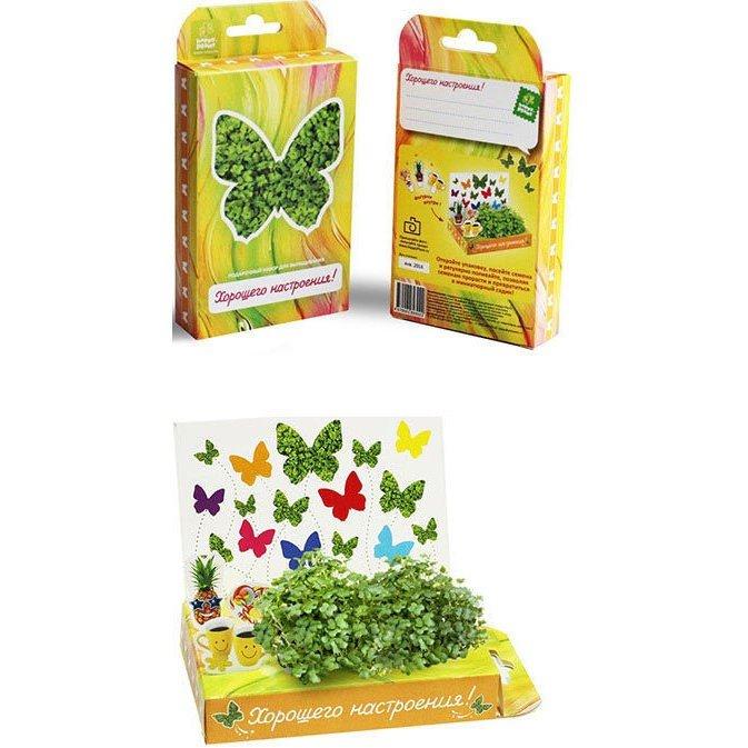 Открытки с выращиванием растений, анимации