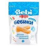 Печенье Bebi Бебики классическое в флоупаке от 6 месяцев