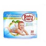 Одноразовые пеленки Baby Care 60х40