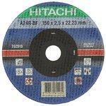 Диск отрезной 150x2.5x22.23 Hitachi 752513