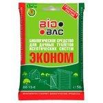 BioBac Биологическое средство для дачных туалетов и септиков BB-YS-E 0.05 кг