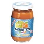 Малятко Яблоко-абрикос (с 4 месяцев)