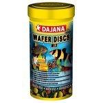 Сухой корм Dajana Pet Wafer Discs Mix для рыб, ракообразных