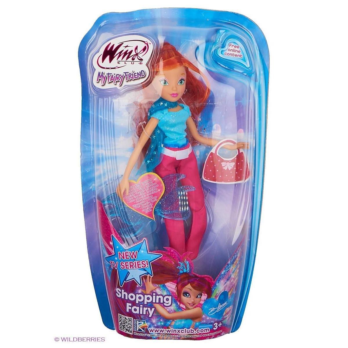 кукла винкс с длинными волосами ваше