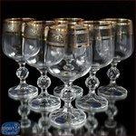 Набор бокалов Bohemia Crystal