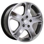 Купить Storm Wheels BK-070 7x16/5x130 D84.1 ET43 Silver