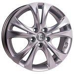 Купить BANTAJ BJ1408 6.5x17/5x114.3 D67.1 ET48 Silver