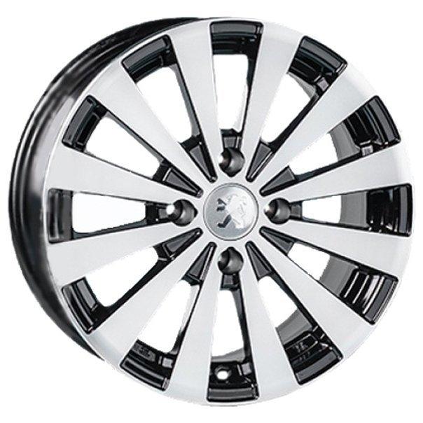 Купить JT 1147 6x14/4x108 D65.1 ET15 silver
