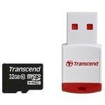 Transcend TS32GUSDHC10-P3
