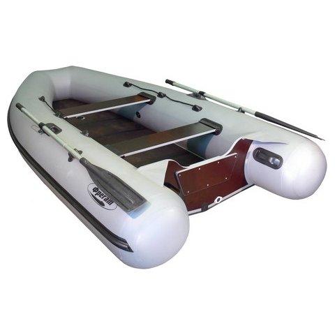 фрегат лодки 290 про с транцем под мотор