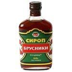 Сироп Алтай-Старовер Брусники
